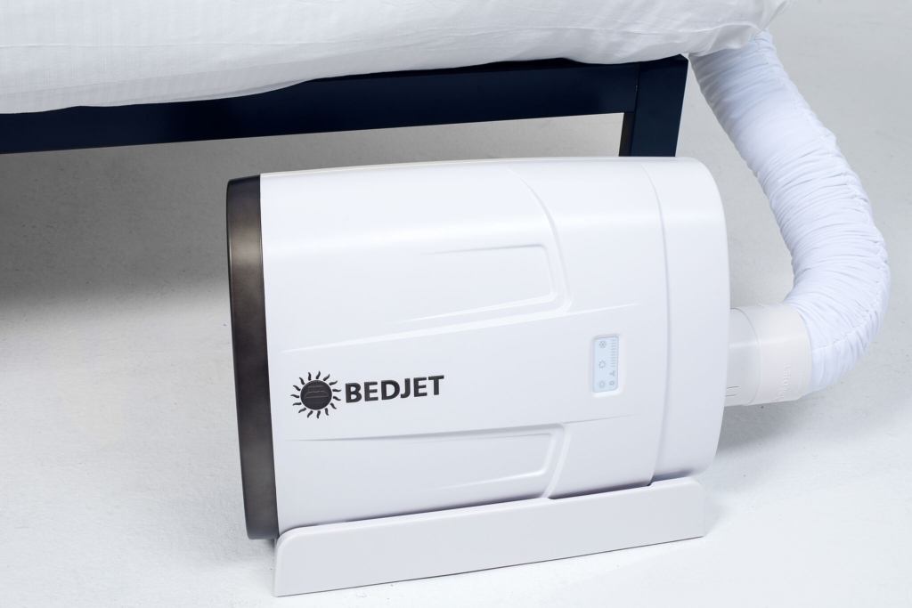 5 Ways to a better night's rest and a bedjet V2 bed climate control review