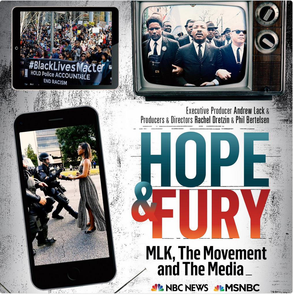 Visit the post to watch the panel discussion about the Hope and Fury Documentary with Lester Holt, Joy Reid, and the directors
