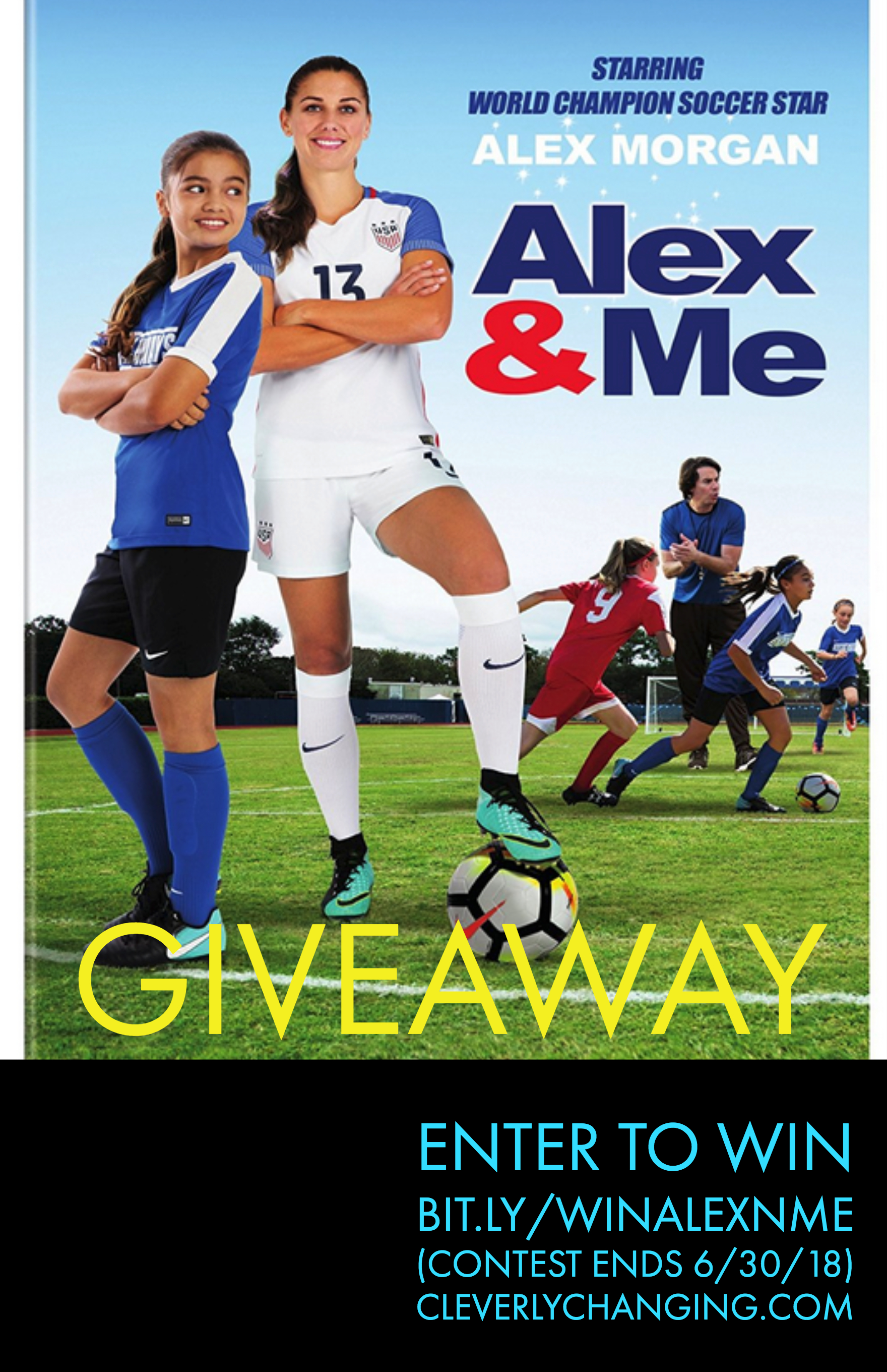Enter to Win Alex and Me DVD and exclusive interview with Siena Agudong