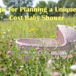 10 Tips for Planning a Unique Low Cost Baby Shower