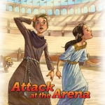 "Book #Review and #Giveaway: Adventures in Odyssey's ""Attack at the Arena"""