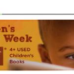 It's Children's Book Week