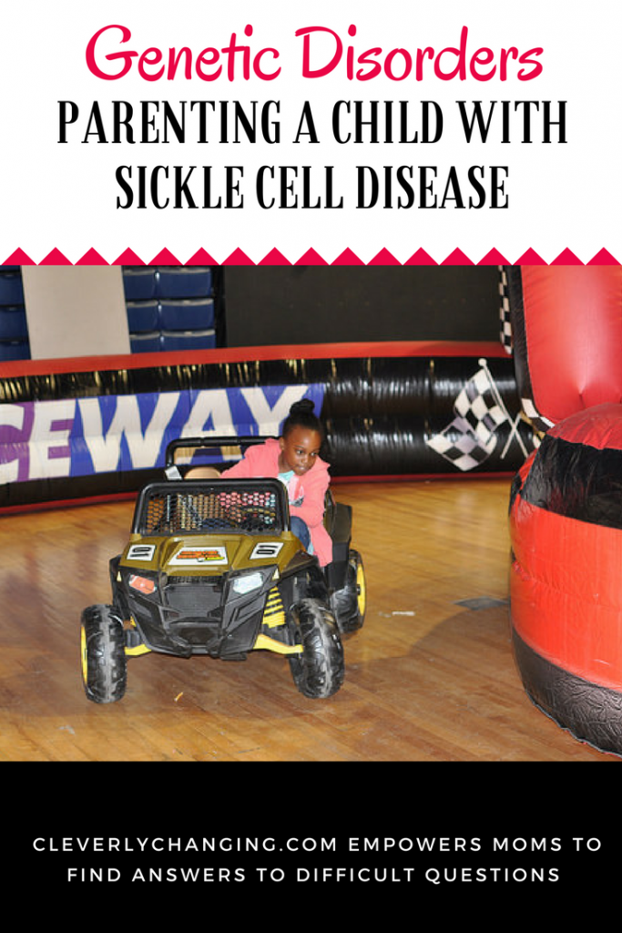 Parenting a Child with Sickle Cell Disease #sicklecell #kidshealth #parenting