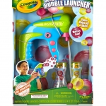 Crayola Outdoor Colored Bubbles gift pack Review and Giveaway
