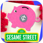 Finance Friday: FREE kids Sesame Street Finance App