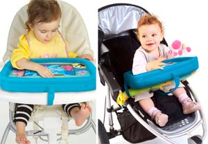 Digital toys - iPad Tray stroller