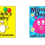 Ebook Review: Chicky Baby and Moving Day by John Carmean