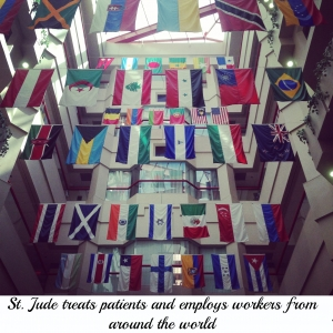 St Jude Children's Research Hospital is Internationally recognized