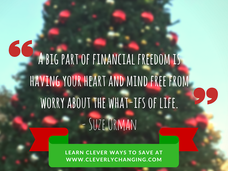 Avoid Debt During the Holidays #financefriday #personalfinance #holidaydebt