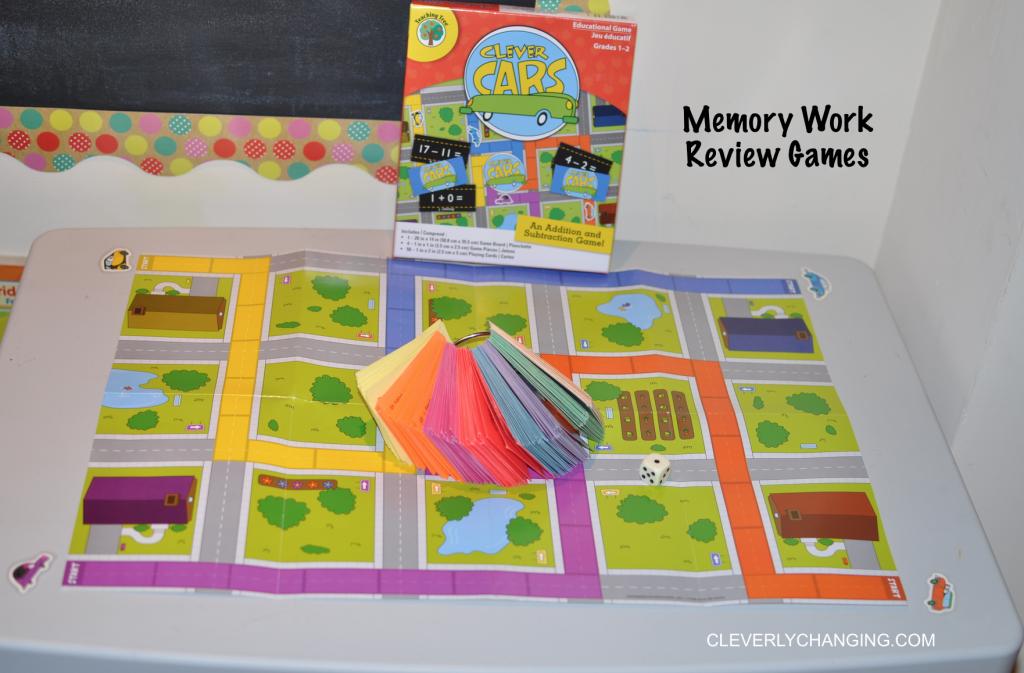 Fun Memory Work Review Games #homeschool #kids #education #homeschool resources