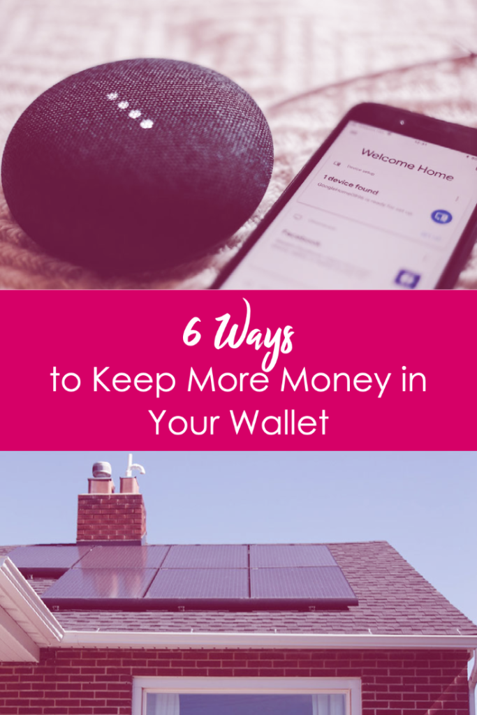 Smart homes can save you money | Here are 6 ways to keep more money in your wallet
