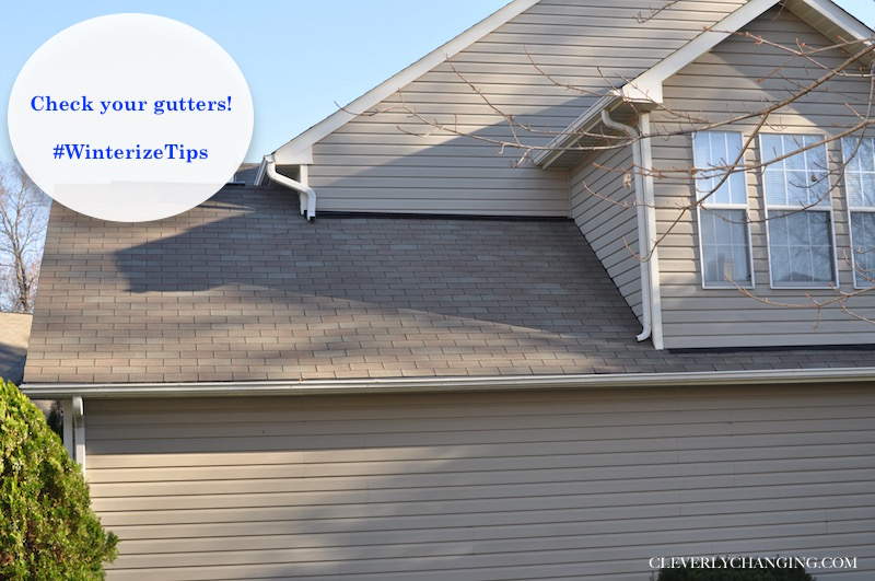 WinterizeTips for your home via @CleverlyChangin #diy #homeimprovement