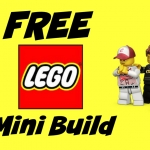 Register Now: March Lego Mini Build
