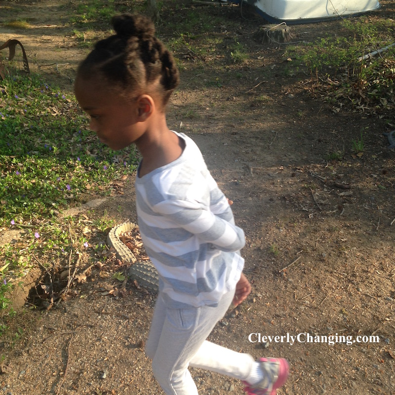 Kids and Nature #parenting #activities