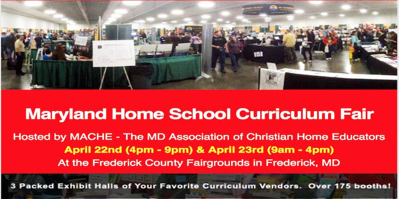 #MACHE 2016 #Homeschool Curriculum Fair