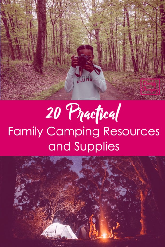 20 Practical Family Camping Resources And Supplies