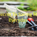 The Secret to Saving Money Everyday