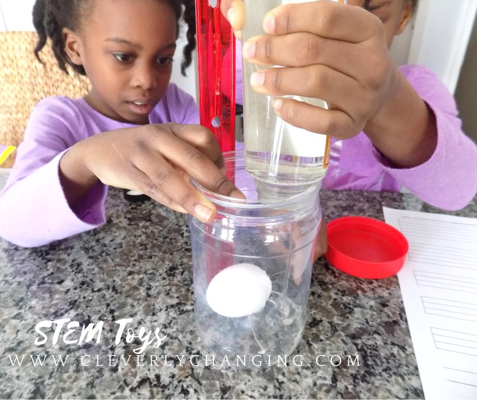 STEM toys that teach kids