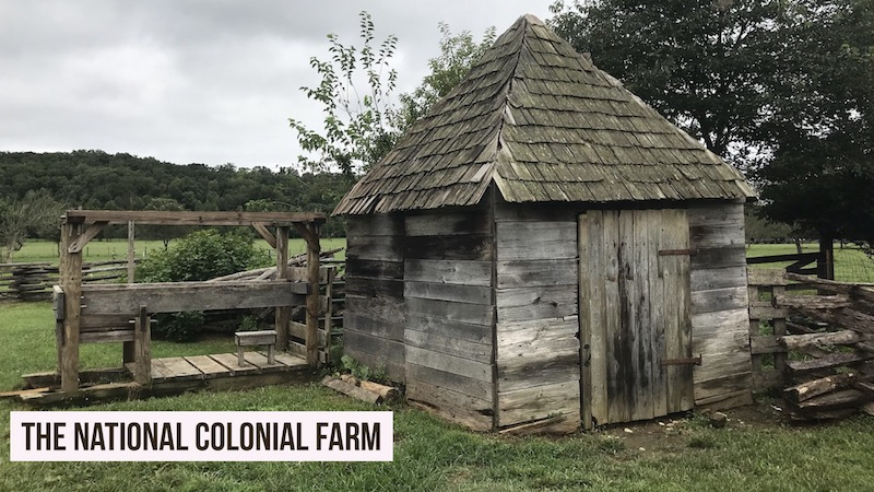 The National Colonial Farm