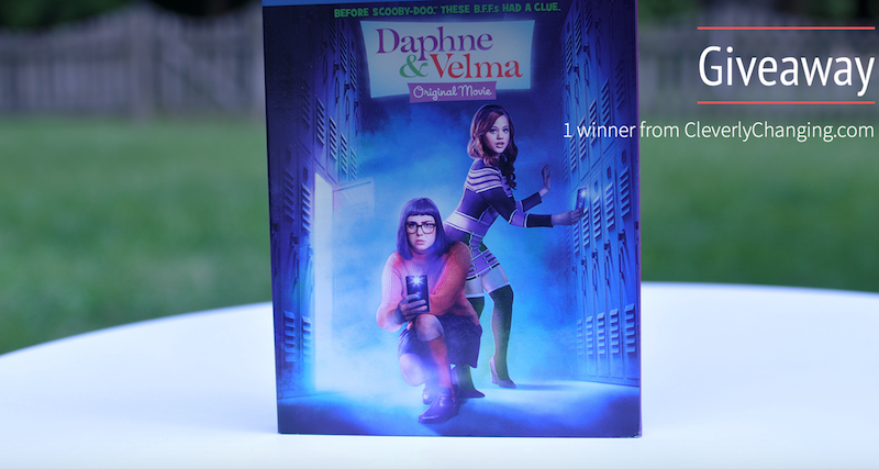 Giveaway DVD of Daphne and Velma