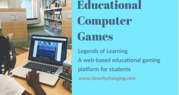 Legends of Learning Educational Computer Games