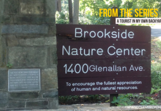 Brookside Natural Center in Wheaton MD