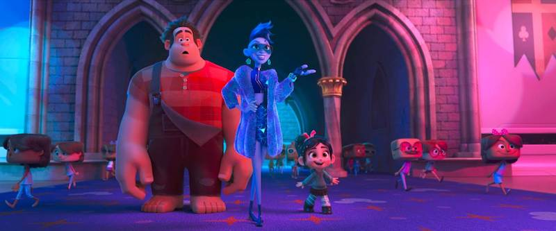 Wreck it Ralph 2 Movie and the Christorpher Robin Premiere