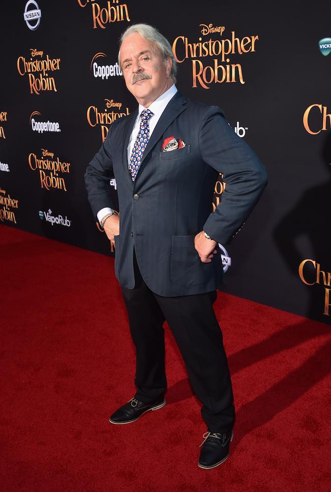 "World Premiere Of Disney's ""Christopher Robin"""