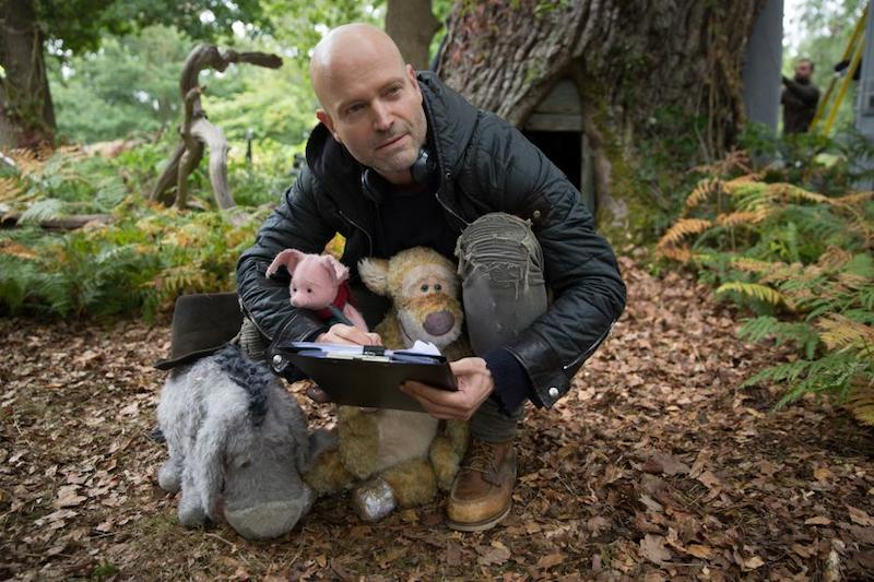 Marc Forster received inspiration for Christopher Robin from his daughter
