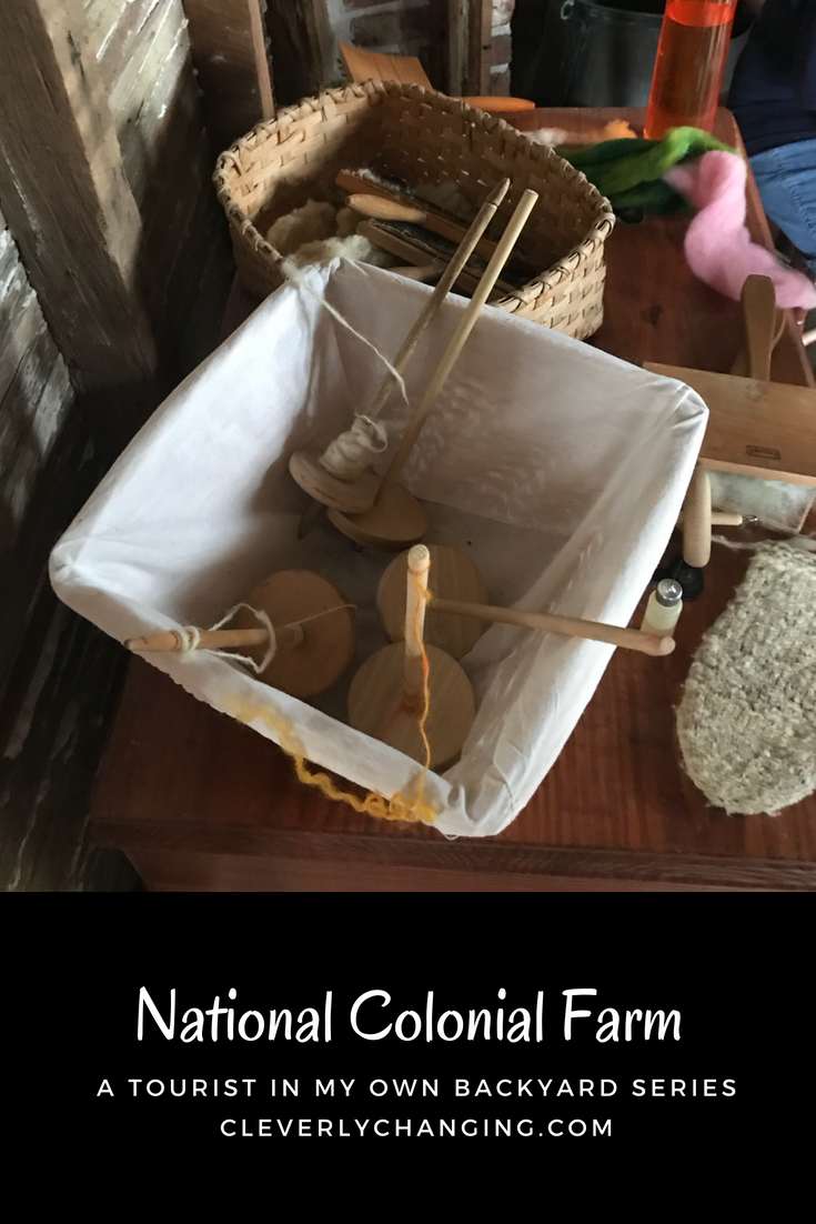 National Colonial Farm Facts
