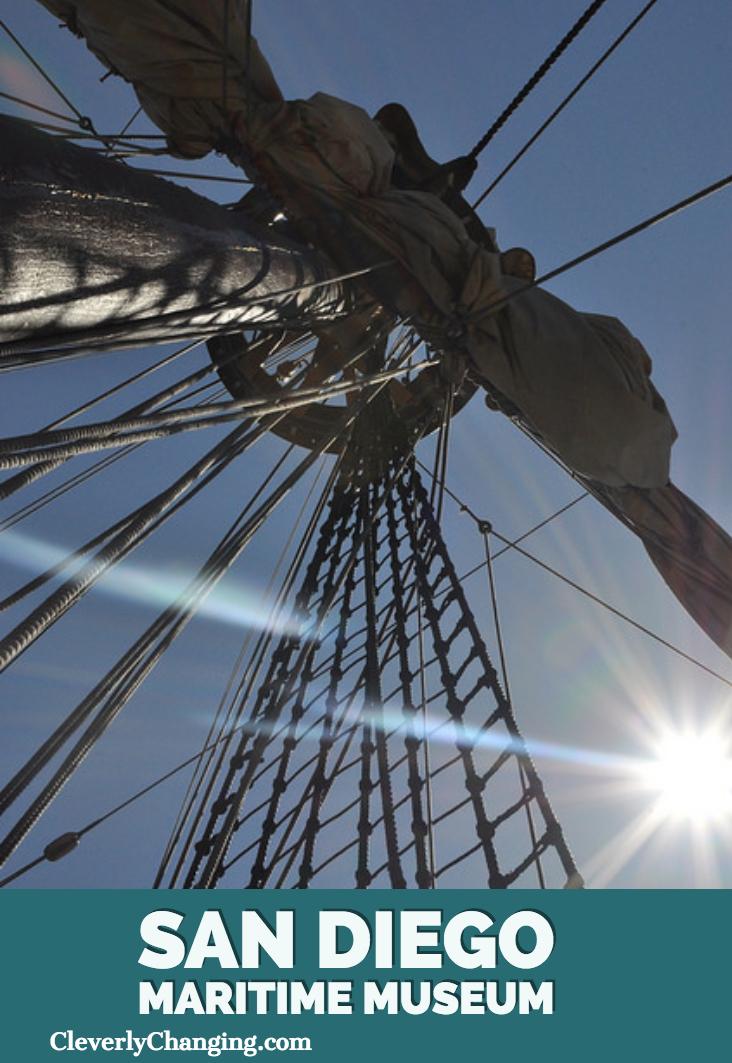 San Diego Maritime Museum In San Diego CA(1)