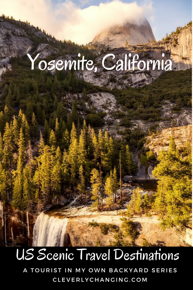 Yosemite CA is a beautiful travel destination in the USA