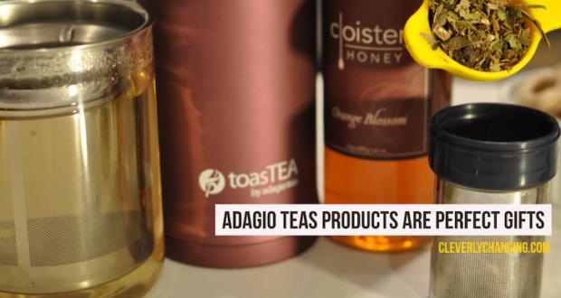 Adagio Teas Gifts