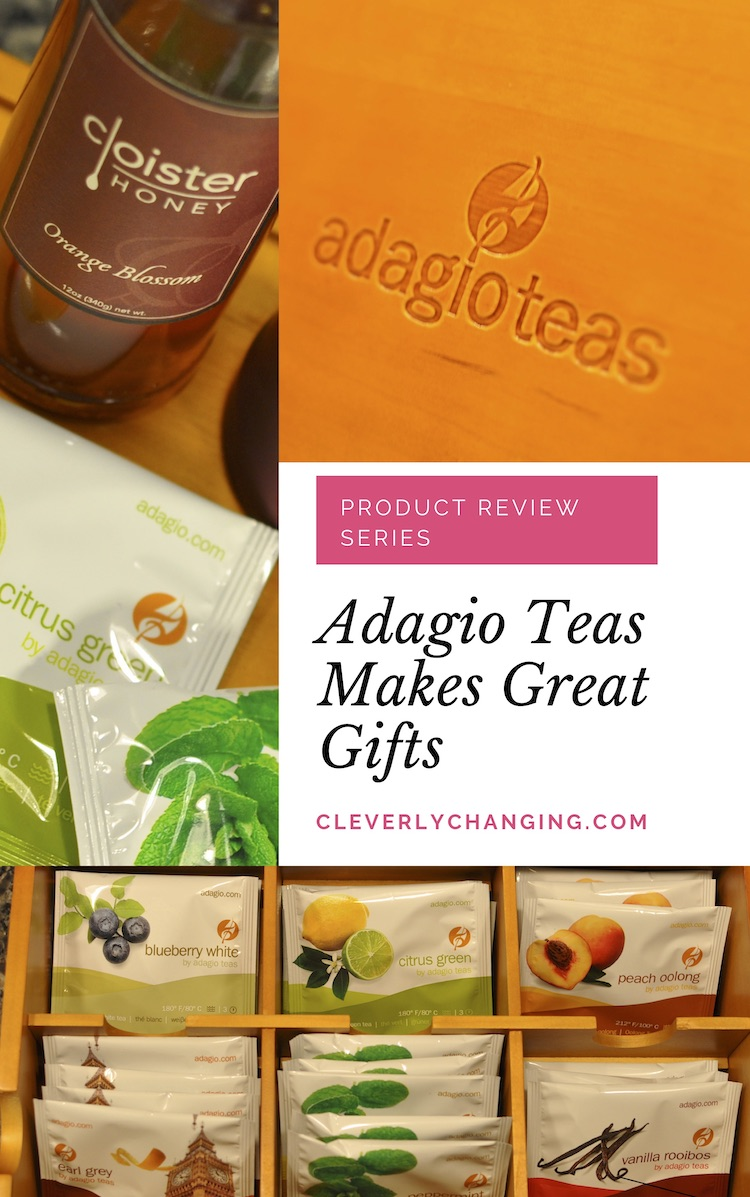 Adagio Teas Makes Great Gifts