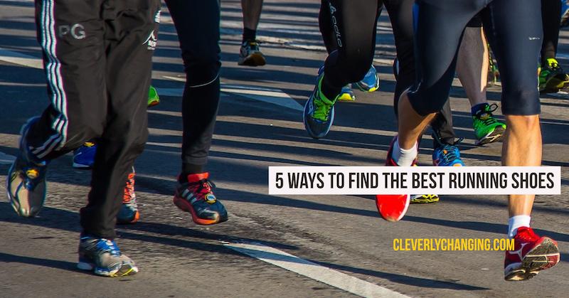 Running Shoe Finder Quiz