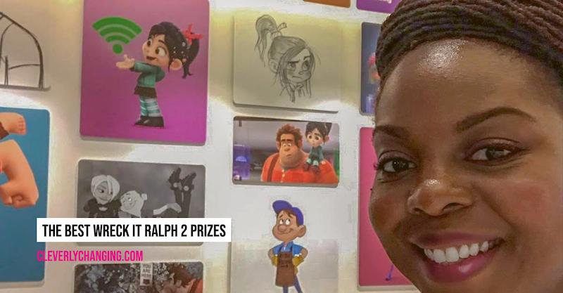 Enter to Win The Best Wreck It Ralph 2 Prizes #disneypartner #RalphBreaksTheInternet