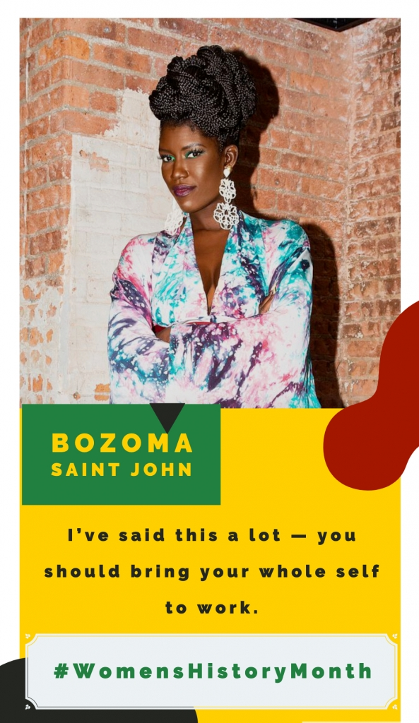 Bozoma Saint John Living African American Women Who Inspire