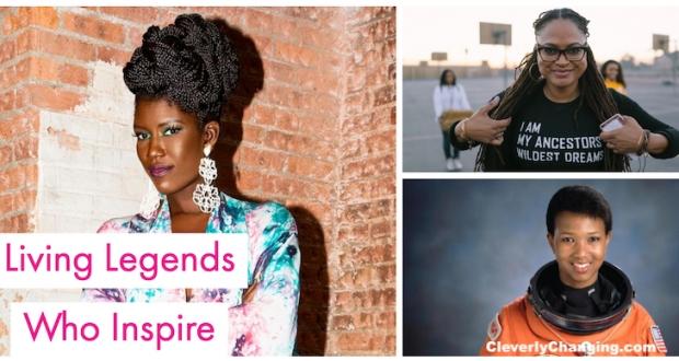 Living African American Women Who Inspire Mae Jemison Bozoma Saint John and Ava Duvernay