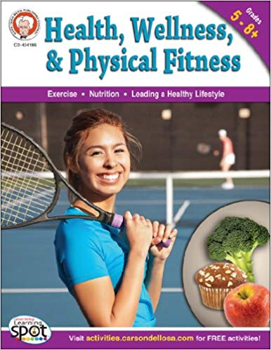 Health Book (Health, Wellness, and Physical Fitness)