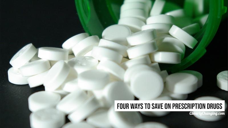 Four Ways to Save on Prescription Drugs