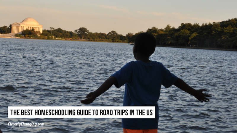 The best guide to homeschooling on road trips in the US