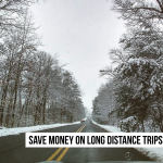 7 Ways to Save Money on Long Distance Trips and Holidays