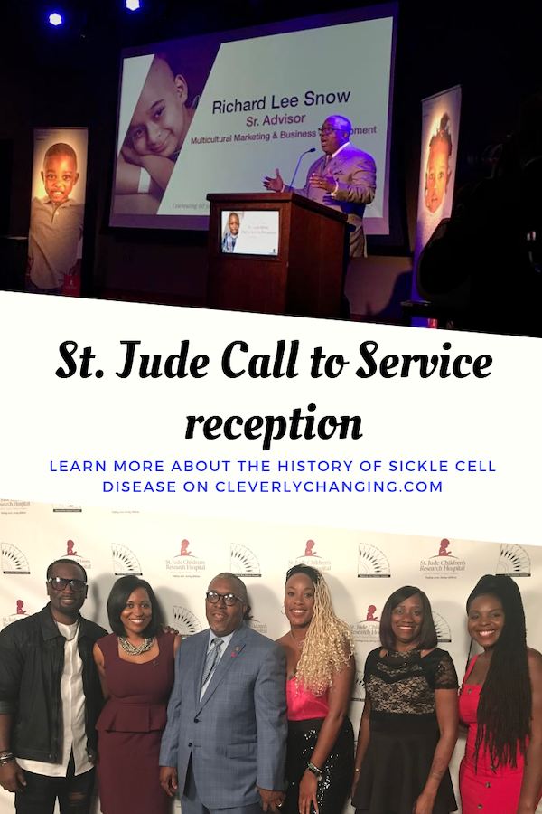 St. Jude Call to Service reception