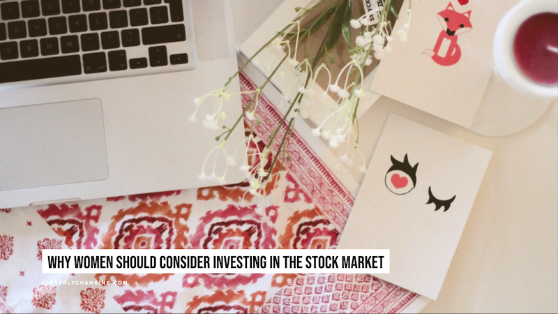 Computer image - Why Women Should Consider Investing in the Stock Market