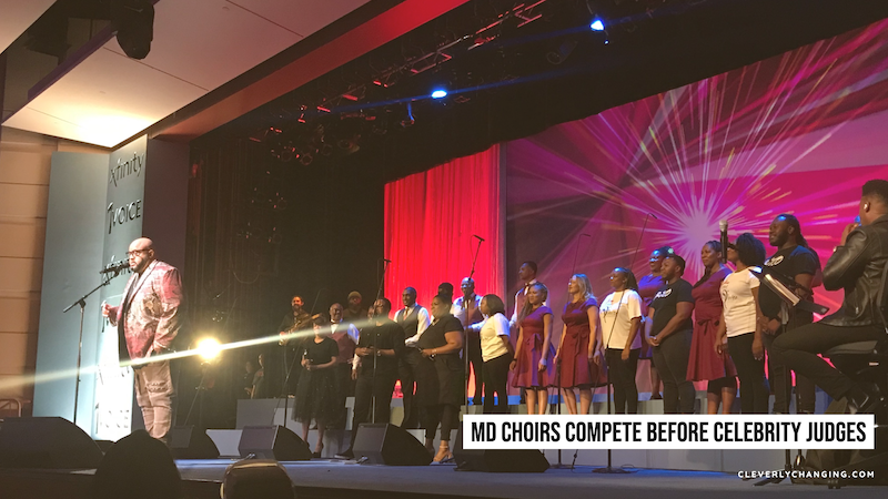 Xfinity 1 Voice Gospel Showcase