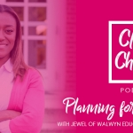 College Counselor Jewel Walwyn Talks Planning for the Future