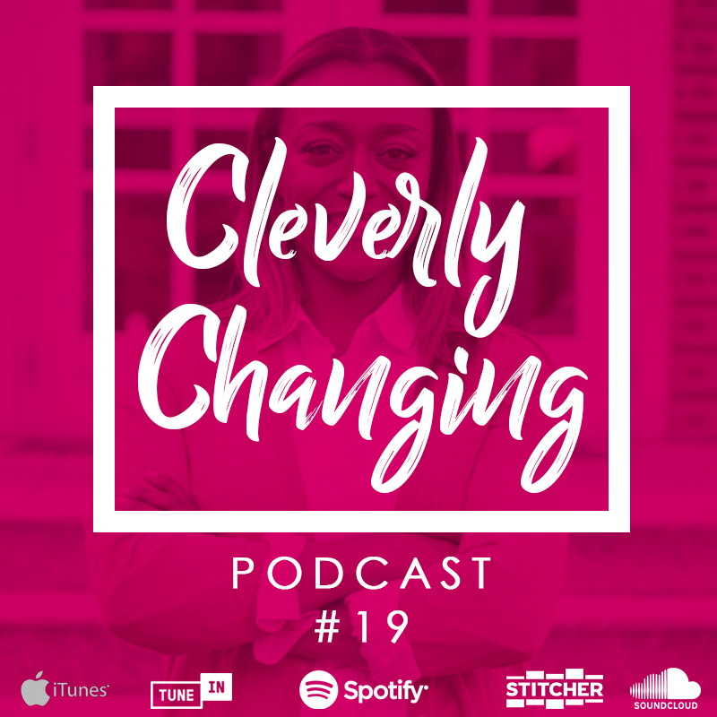 College Counselor Jewel Walwyn Talks College Planning for the Future | CleverlyChanging Podcast Episode 19