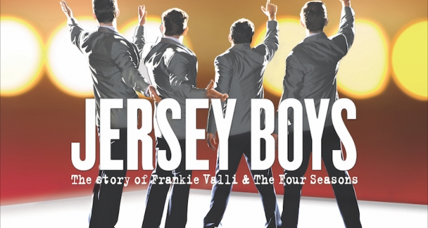 Jersey Boys at the National Theater