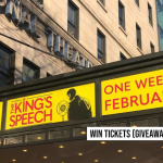Win National Theatre Tickets to See The King's Speech