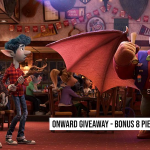 Onward Giveaway –  Bonus 8 Piece Prizepack